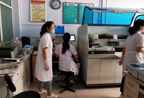 儿童微量元素分析仪讲医院如何给孩子检测微量元素