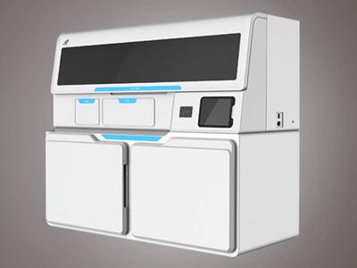 全自动TCT液基细胞制片染色一体机