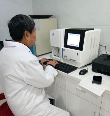 国内微量元素分析中老年人对叶酸的需求