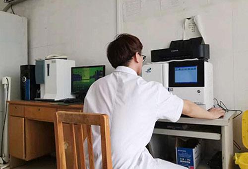 西安人体微量元素检测仪厂家提醒钙对生